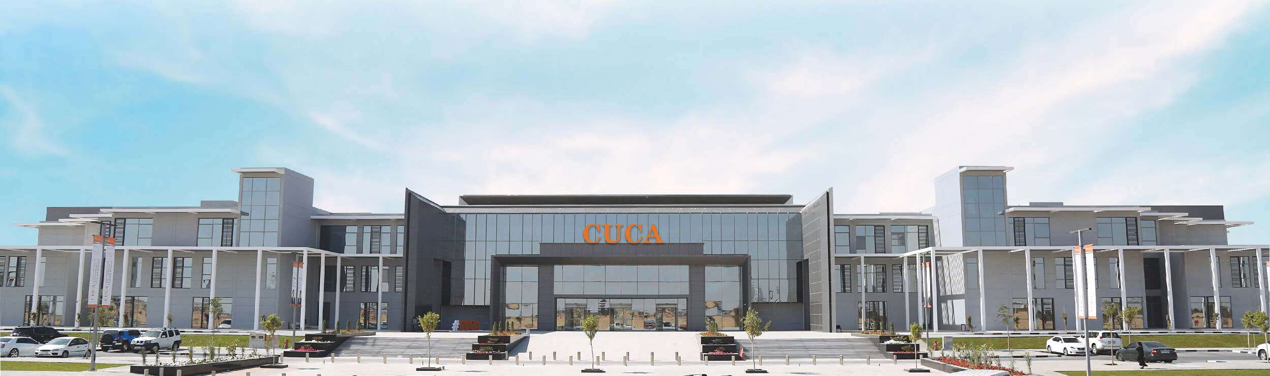 CAA and External Review Team visit CUCA