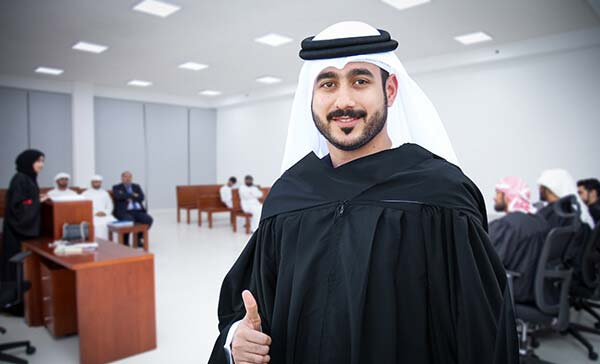 Bachelor of Law (Arabic)