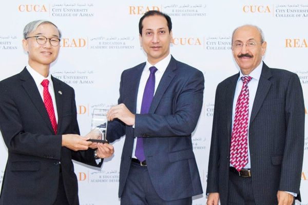 Consul General of The Republic of Korea visit CUCA