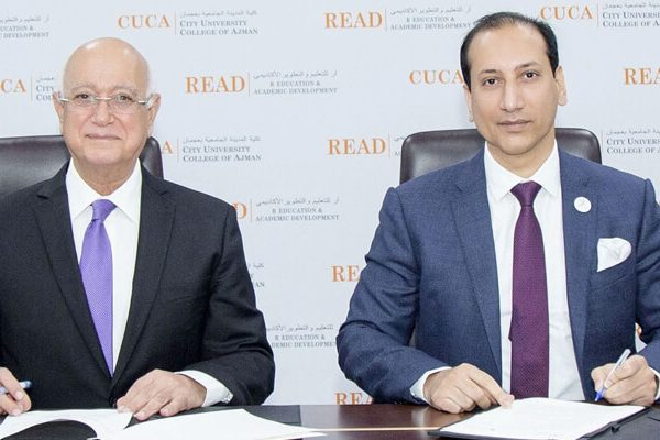 CUCA signs MoU with Gulf Medical University