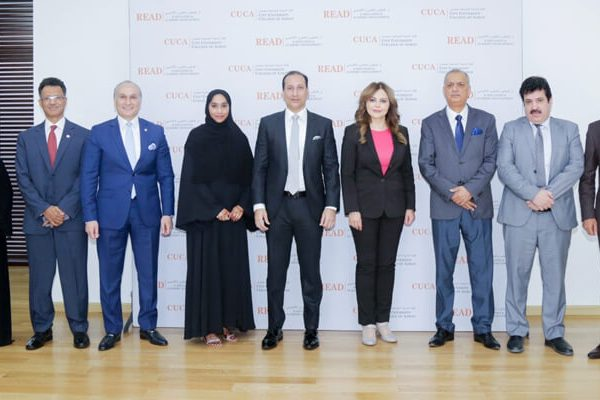 External Advisory Board for Media visit CUCA