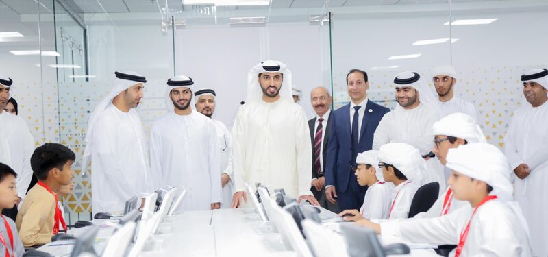Fourth Phase of Emirati Coder launches in CUCA