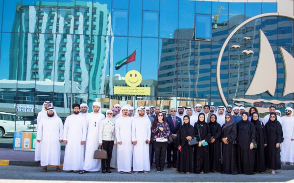 HRM students visit Ajman Municipality and Planning