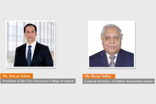 وقعت آر للتعليم و التطوير الأكاديمي مذكرة تفاهم مع الجمعية الهندية بعجمان
