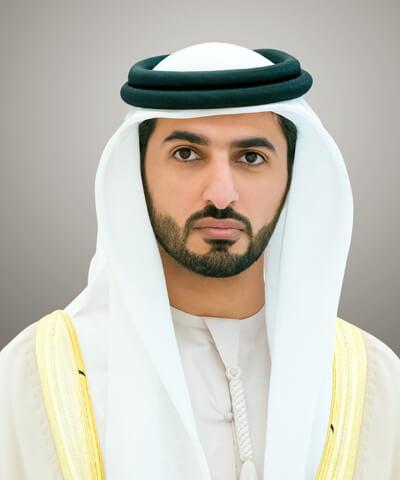 سمو الشيخ راشد بن حميد النعيمي