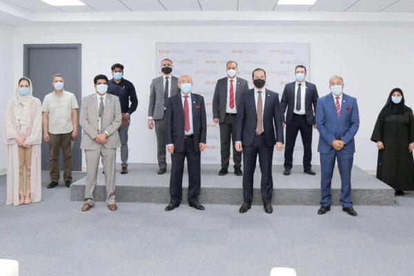 استضافت كلية المدينة الجامعية بعجمان مؤتمرها الدولي الافتراضي الأول لإدارة الموارد