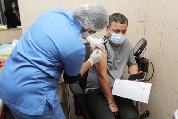 CUCA Vaccination Drive – January 2021